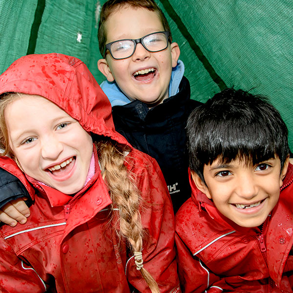 Forest School banner image